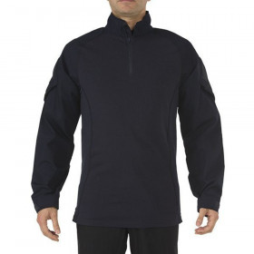 Chemise de combat Rapid Assault 5.11 Tactical bleu marine