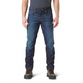 Jean Defender-Flex Slim 5.11 Tactical Dark Wash Indigo