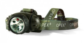 Lampe frontale OPEX militaire