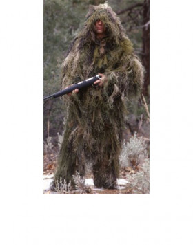 Ghillie USMC woodland ultra light