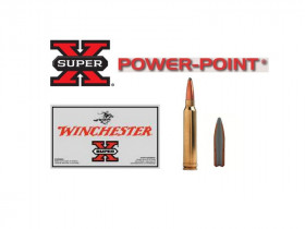 Balles - Winchester - 300WM - Power point - 180G - x20