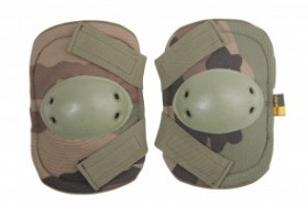 Protection coudes camouflages militaire