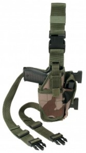 Holster cuisse mod one Ripstop camouflage