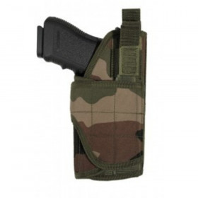 Holster fixation molle droitier Cam