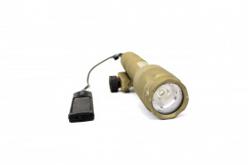 Lampe tactique picatiny NX600l - Tan