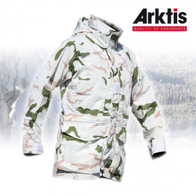 Veste Arktis camouflage Tundra hiver militaire