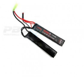 LIPO NUPROL 3000MAH 7.4V 20C 2 ELEMENTS