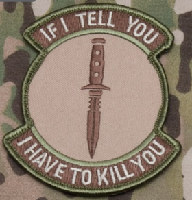 "Patch ""Si je te disais , il faudrait que je te tue"" multicam"