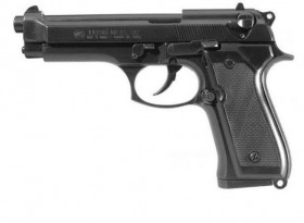Pistolet de defense automatique M92 alarme