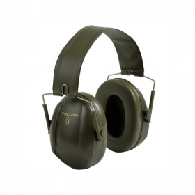 Casque peltor anti-bruit bull's eye kaki