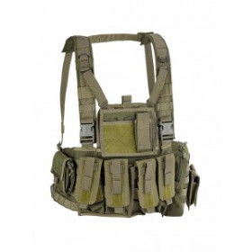 Chest rig Defcon 5 RECON  kaki