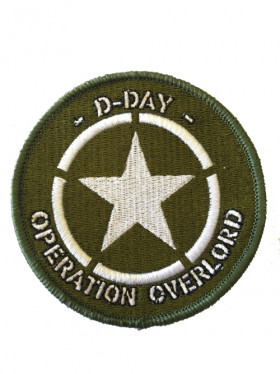 Patch D-Day Operation overlord