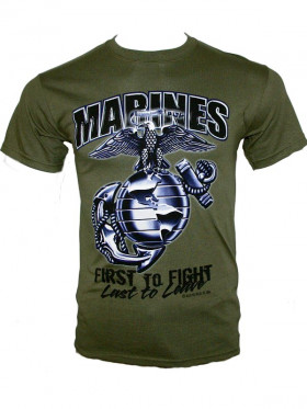 Tee shirt us marines