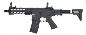 RÉPLIQUE AEG LT-34 PROLINE GEN2 ENFORCER BATTLE HAWK PDW 7' NOIR