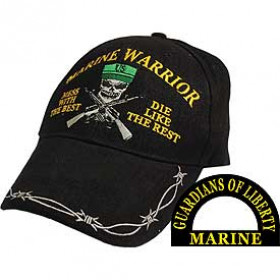 Casquette us marines warrior