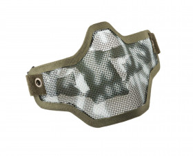 Masque grillagé Coyote skull airsoft