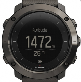 Montre TRAVERSE Graphite  SUUNTO