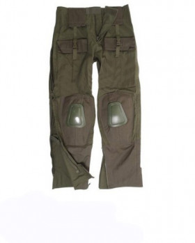 Pantalon renfort genoux riptop warrior olive