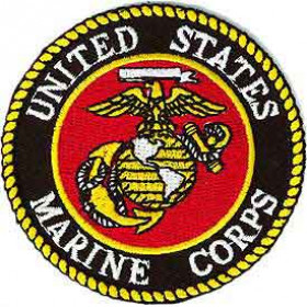 PATCH / ECUSSON USMC Logo