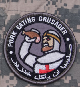 Patch mangeur de porc ACU