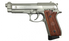 REPLIQUE TAURUS PT92 Silver CO2