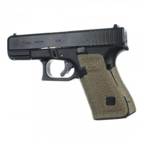 Grip MOSS/ Sable GLOCK 19, 23, 25, 32, 38 (GEN 4) NO BACKSTRAP