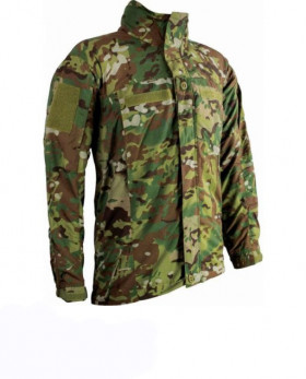 Veste Commando Softshell Multicam