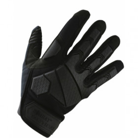 Gants d'intervention ALPHA - Renforcés - Noir