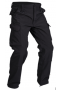 Pantalon Softshell 'Explorer' Noir